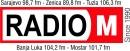RADIO M 104